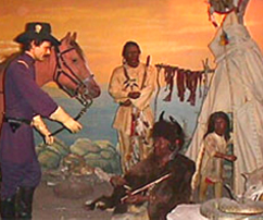 Hall of Texas History Wax Museum